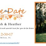 2017.07.30 Save the Date(Griffis Wedding)
