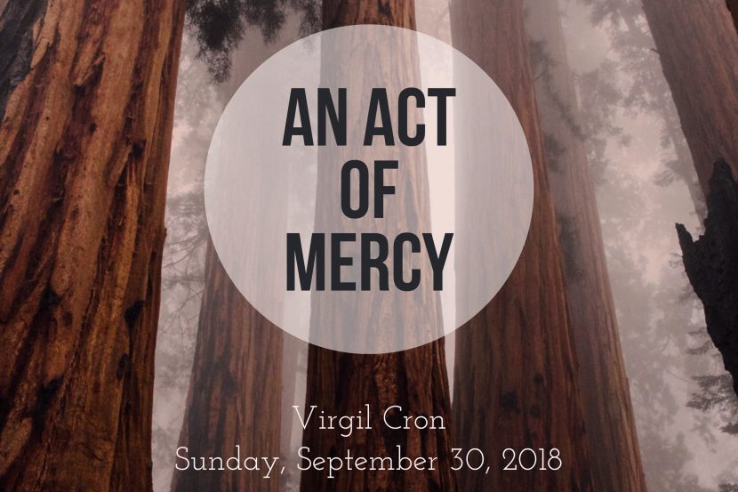 2018.09.30 An Act Of Mercy (Virgil)