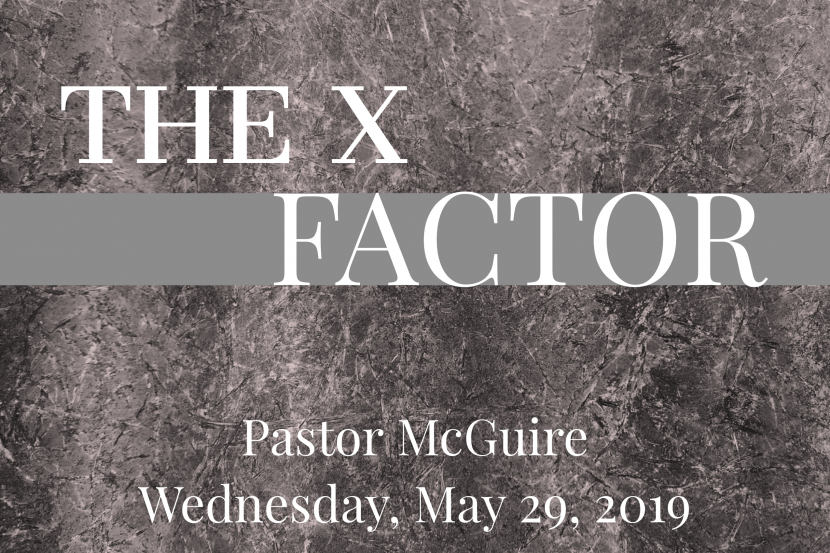 2019.05.29 the x factor